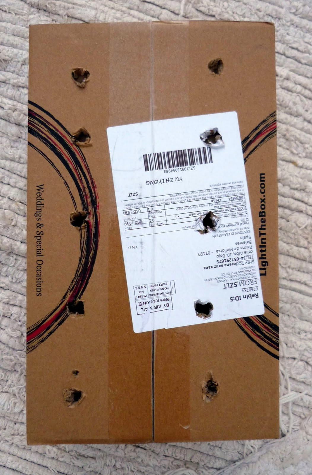manualidades caja cartón
