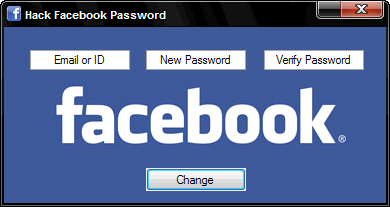 Hack Facebook Password for Free