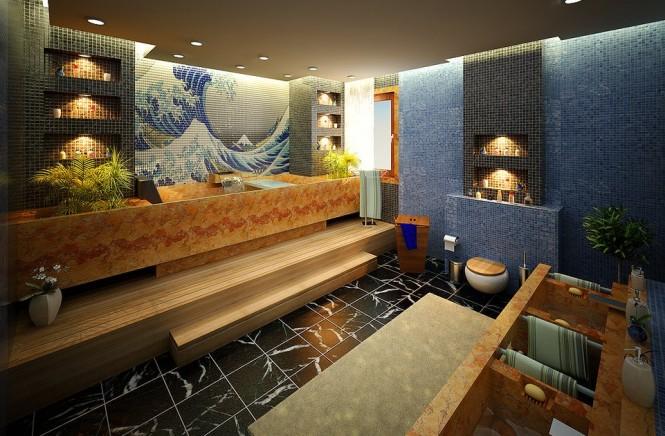 Casas de banho exclusivas Decoração e Ideias ~ Quarto Tipico Japones
