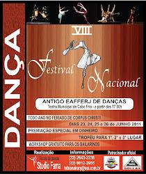VIII Festival Nacional de Danças