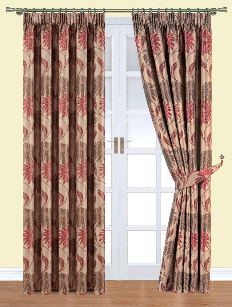 Modern furniture luxury living room curtains ideas 2011 - Curtain new design ...