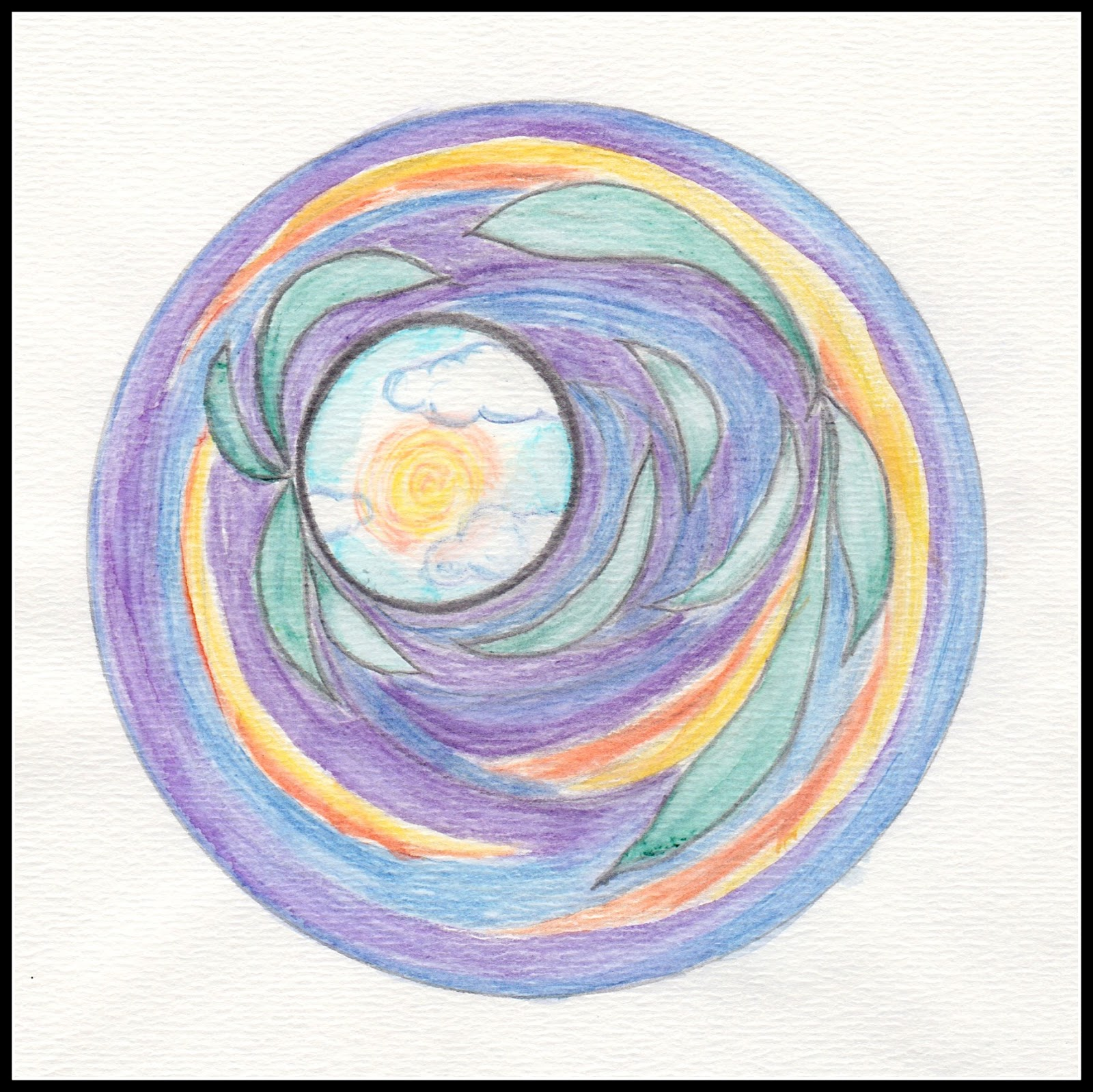 Mandalas and Mindful Studio | Creativity in Therapy | Carolyn Mehlomakulu