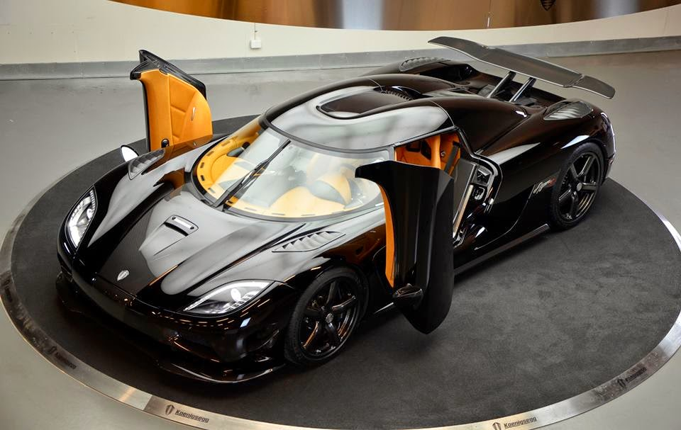 Agera R Racing Car