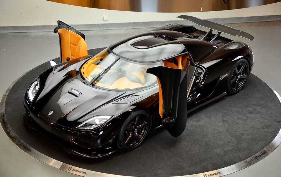Agera R Racing Car