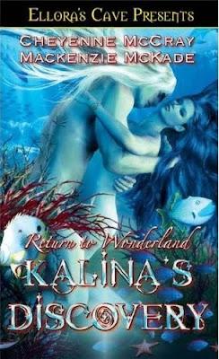 El descubrimiento de Kalina - Cheyenne McCray [PDF | Español | 2.28MB]
