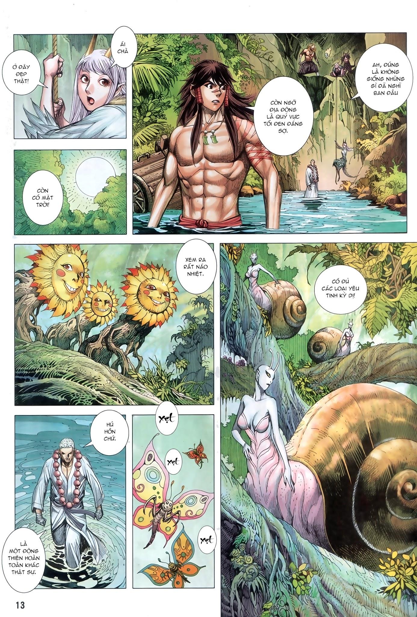 Tây Du Chap 125 - Trang 13