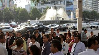 Un sismo mayor de 6 grados se registra en México sin daños aparentes
