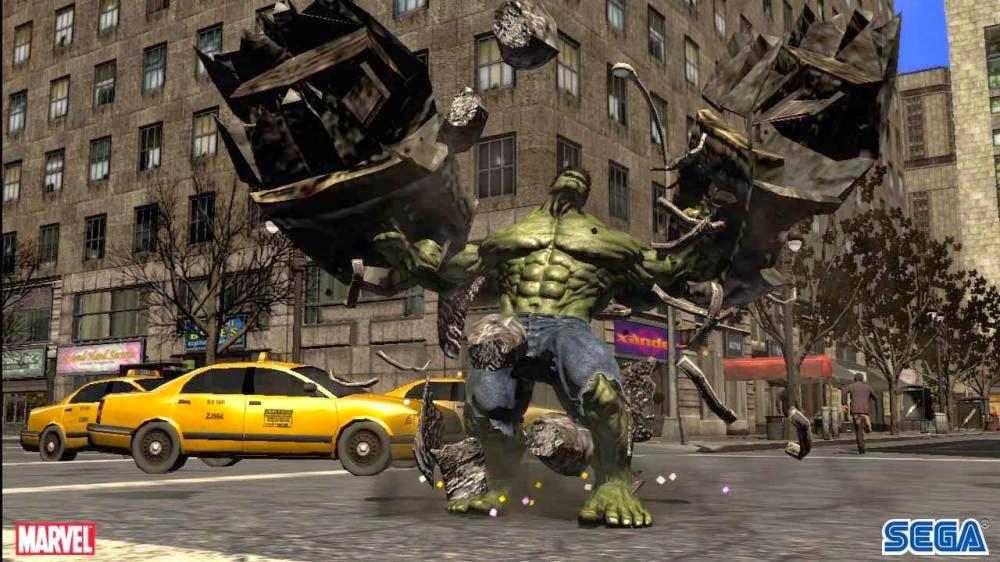 Hulk PC game Download