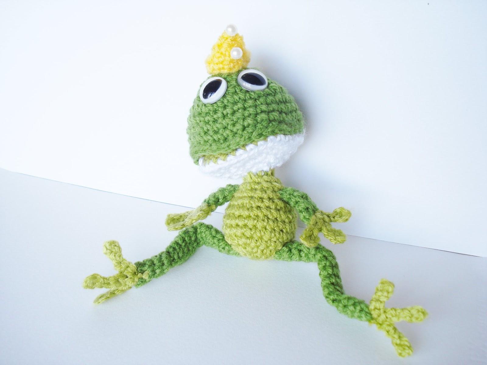 Amigurumi kermit pattern kalulu for allsocute amigurumis amigurumi frog pattern crochet frog bankloansurffo Gallery