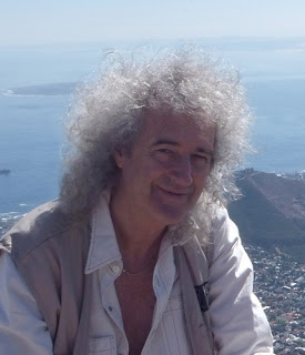 Dr Brian May Twitter Profile