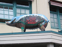 Seattle Market Pig