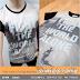 T-Shirt Transparan THAI Fight World Alone