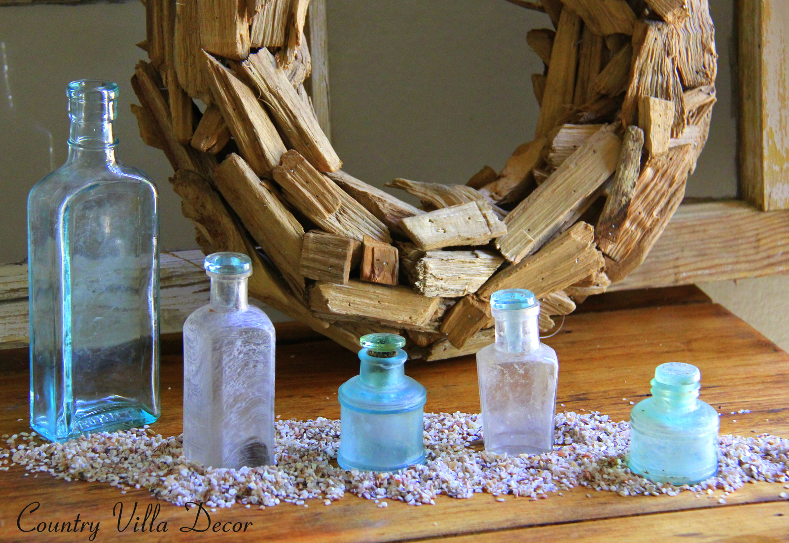 COUNTRY VILLA DECOR: Beach Cottage Decor Ideas.....Part 2
