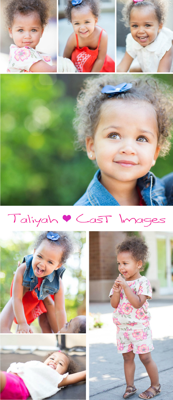 Taliyah Phillippe - Cast Images - Photos by Mandy Draper