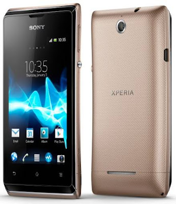 Spesifikasi Harga Sony Xperia E Dual SIM