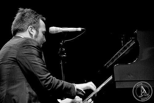 villa arconati festival 2014, Raphael Gualazzi in concerto il 16 luglio 2014