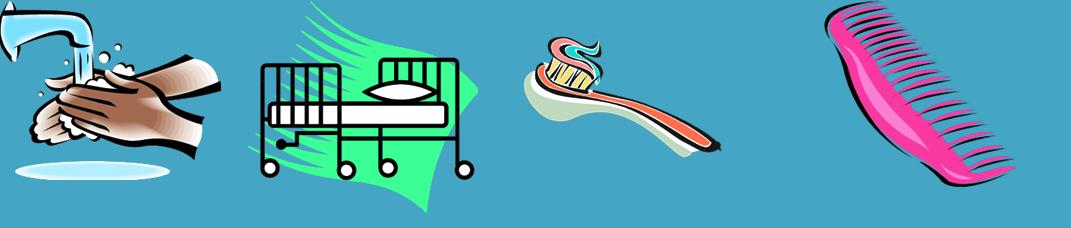 Baño General Del Paciente Encamado:Objetivos generales de la higiene: