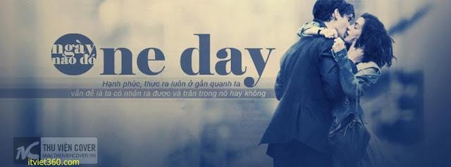 Ảnh bìa Facebook tình yêu đẹp, buồn, Cover FB Love timeline, One day, 1 ngày vắng em 1 ngày thật buồn