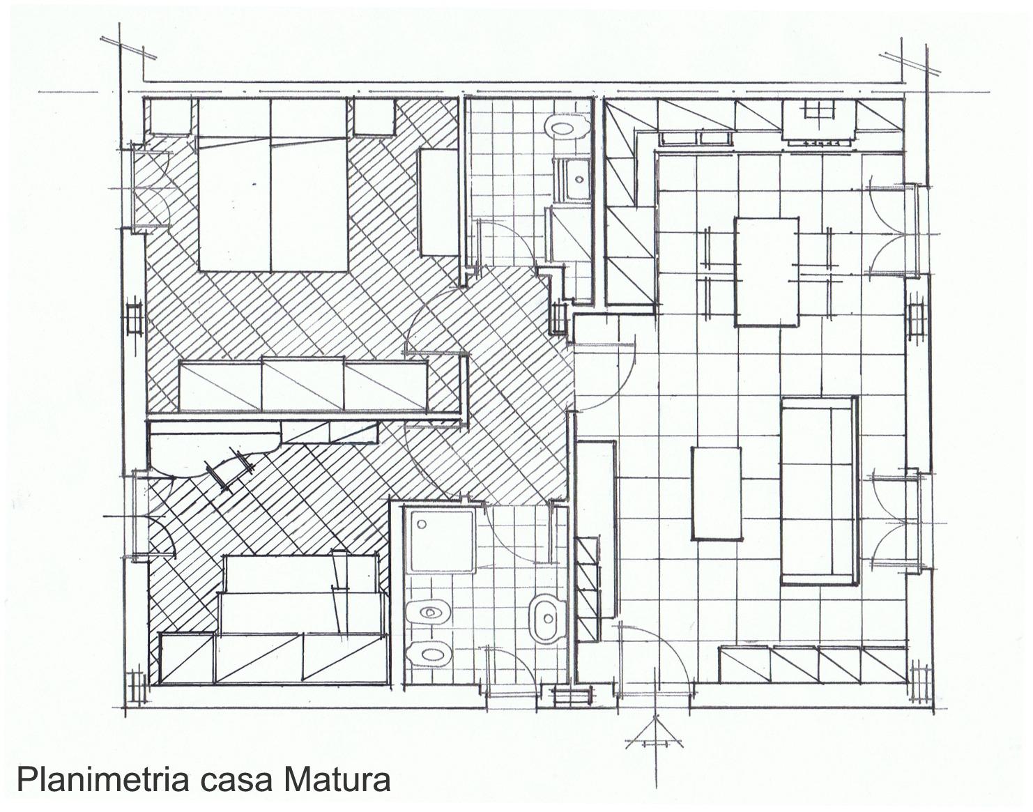 Eurom arredamenti il blog quanto costa arredare casa - Disegno pianta casa ...
