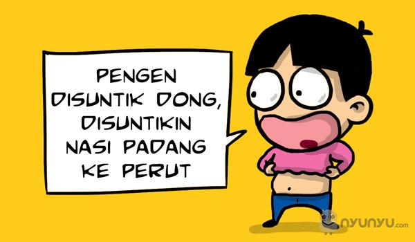 Humor, Penyebab Puasa Anda Batal...!!! - Atmojo Gito Blog