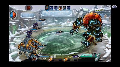 Mutants: Genetic Gladiators Beating Boss video (Buranka - Supra Division)