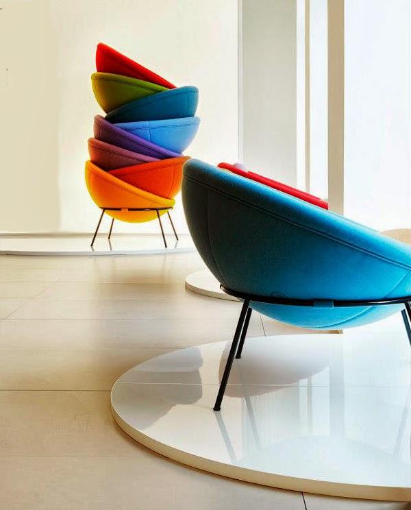 Blog da arquiteta bowl chair de lina bo bardi relan ada for Lina bo bardi bowl