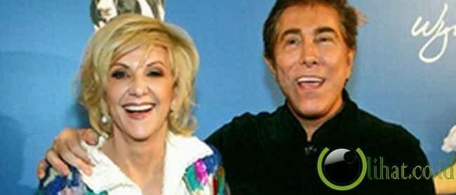 Steve Wynn dan Elaine Pascal