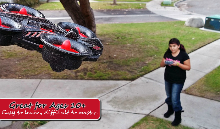 Air Hogs Elite Helix X4 Stunt Copter