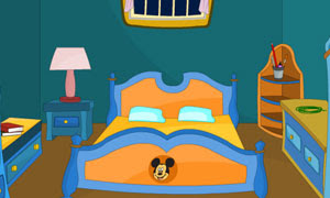 Mickey Mouse Escape