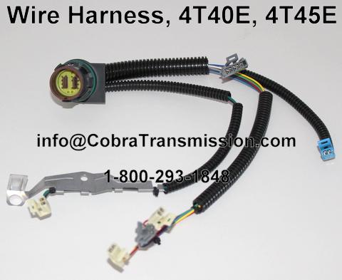 Cobra Transmission Parts 1 800 293 1848 4t40e Nm4