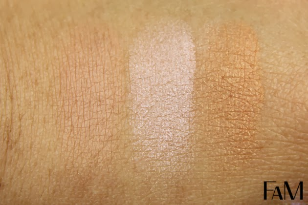 Hourglass Ambient Lighting Powder Palette Dim Incandescent Radiant light- Swatches and Review