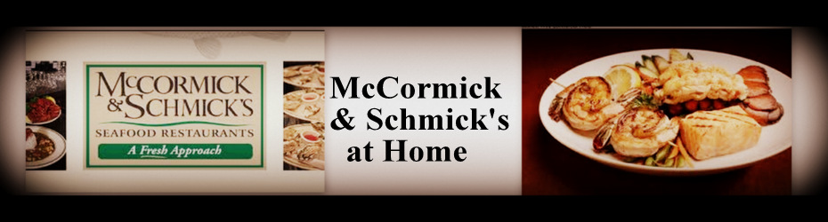 McCormick and Schmick's Copycat Recipes