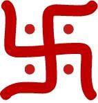 Swastika symbolizes Harmony