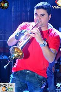 Músico Campo-grandense completa 07 anos tocando com uma das maiores bandas do RN