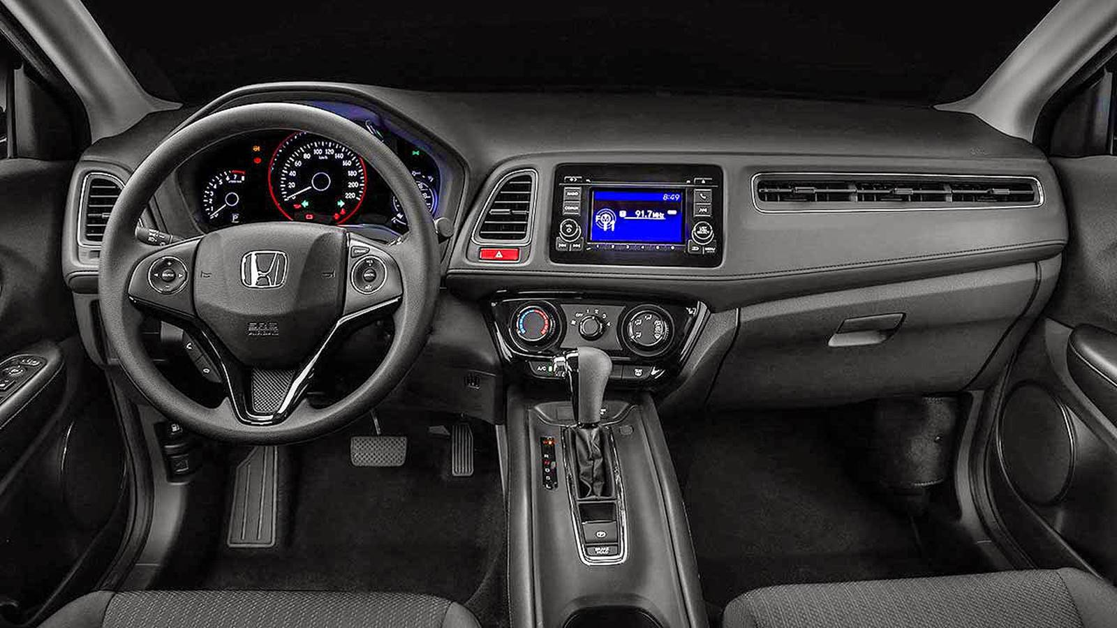 honda hrv interior 2017 2018 best cars reviews