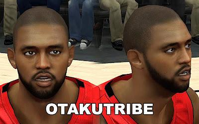 NBA 2K13 John Lucas III Cyberface Mod