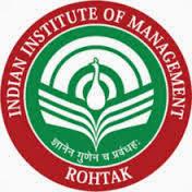 www.iimrohtak.ac.in Indian Institute of Management (IIM), Rohtak