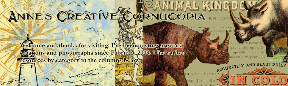 Anne's Creative Cornucopia