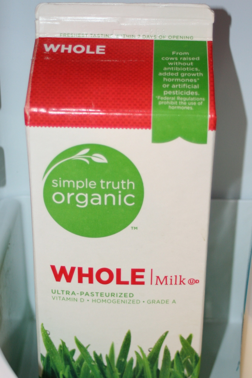 Brooding On: Ultra-Pasteurized Milk: Who Knew?