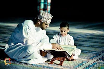 Inilah Cara Rasululullah Mendidik Anaknya