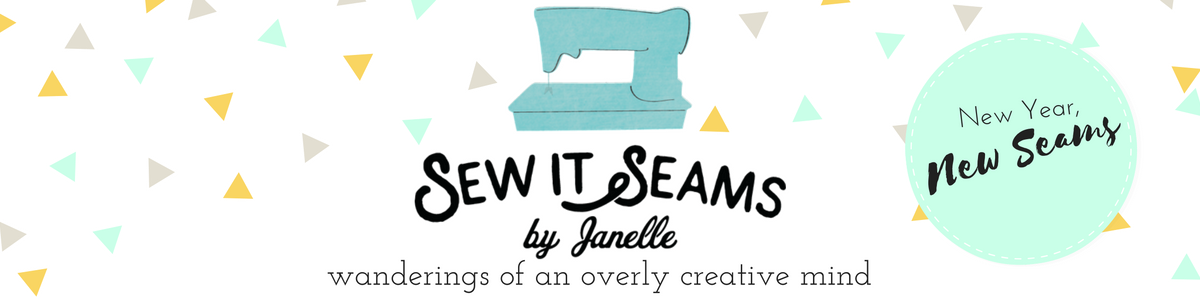 Sew it Seams by Janelle..