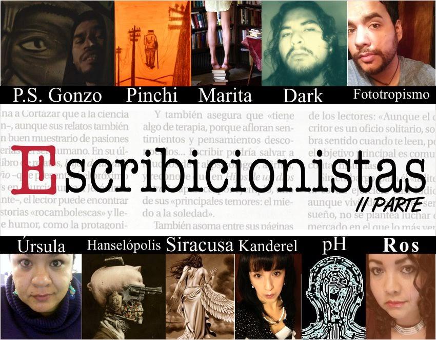 Escribicionistas
