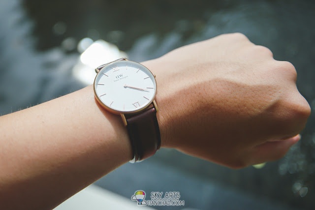 "Daniel Wellington Watch the Classic Look - Use ""ZBAPX8H"" to enjoy 15% off on all ZALORA apparels including DW"