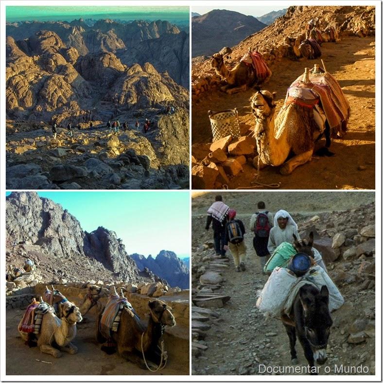 Monte Sinai; Monte Horeb; Jebel Musa; Mount Sinai; Sinai Peninsula; Moisés; Tábuas da Lei;Êxodo;