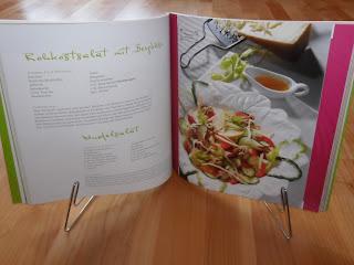 Bewertung Test Bücherstütze Leselotte Kochbuchständer Bücherständer