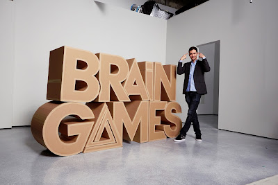 Brain Games on National Geographic Channel