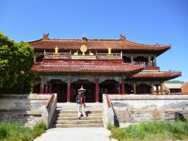 Monasterio de Amarbayasgalant