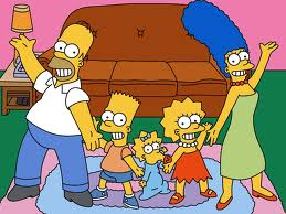 The Simpsons ta'da' end of show