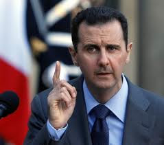 Bashar Assad sedia musnahkan Senjata Kimia dengan syarat dibiayai Amerika