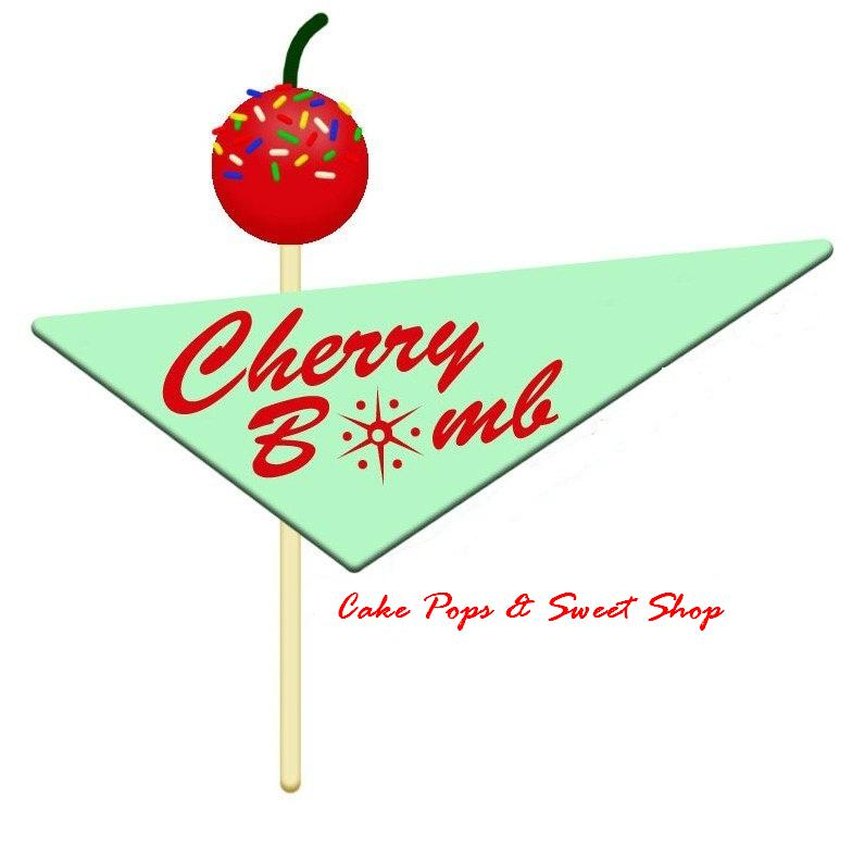 Cherry Bomb Cake Pops & Sweet Shop